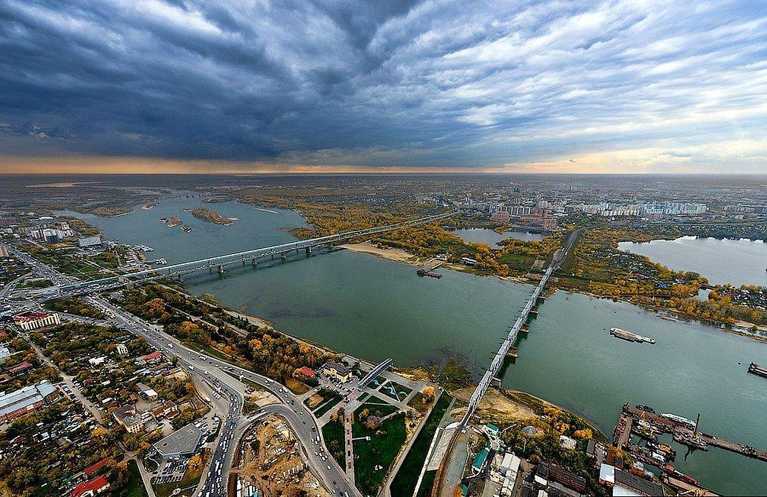 Мосты через Обь