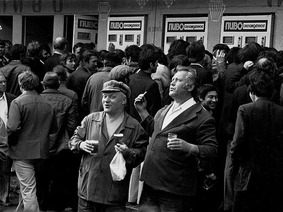 Норильск, 1978 год