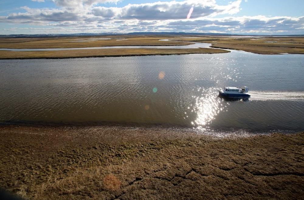 По данным МЧС, пробы воды на реке Амбарной укладываются в ПДК
