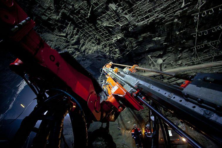 В Норильске запускают производство сухих цементных смесей для крепления горных выработок