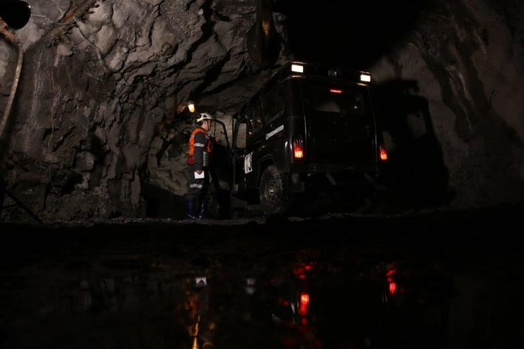 """Контроль и учет грузоперевозок автоматизируют на руднике """"Северный"""" Кольской ГМК"""
