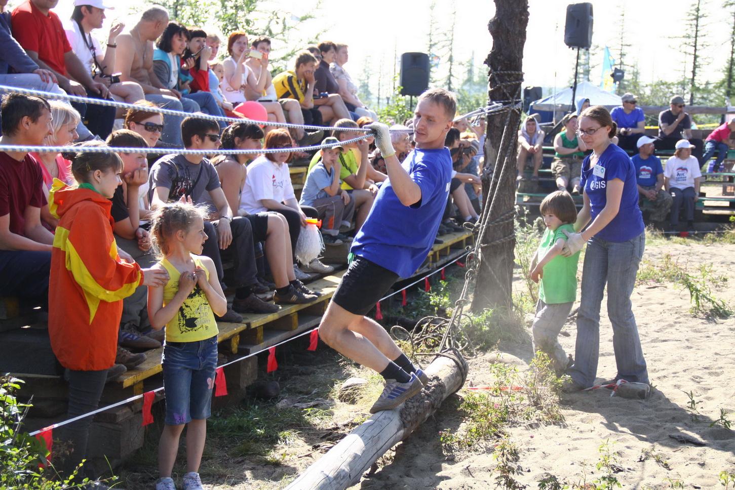 """Норильчан приглашают принять участие в 48 традиционном слете туристов """"Хараелах-2016"""" в эти выходные"""