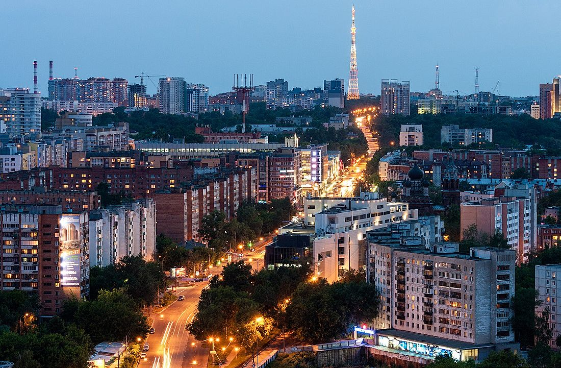 Современная улица Белинского
