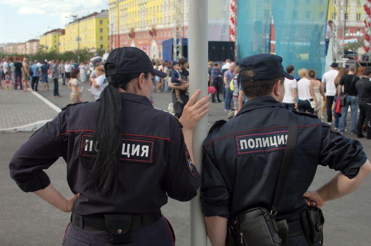 Нарушений общественного правопорядка на праздновании Дня металлурга и Дня города не допущено