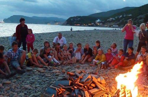 отдых для молодежи в краснодарском крае нас сможете