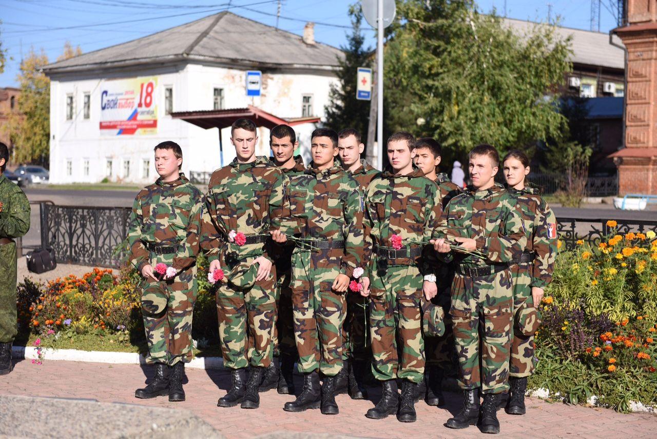 """Норильские студенты заняли первое место на этапе игры """"Сибирский щит"""""""