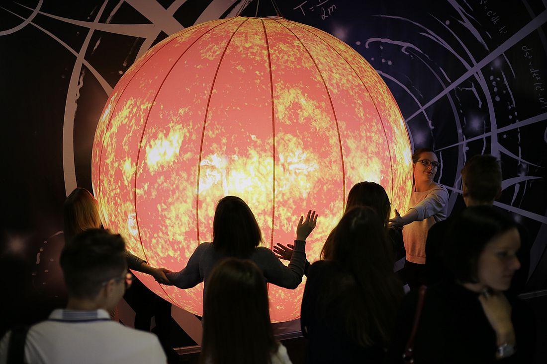 Выставка «Звезды и время» в Музее Норильска работала два года
