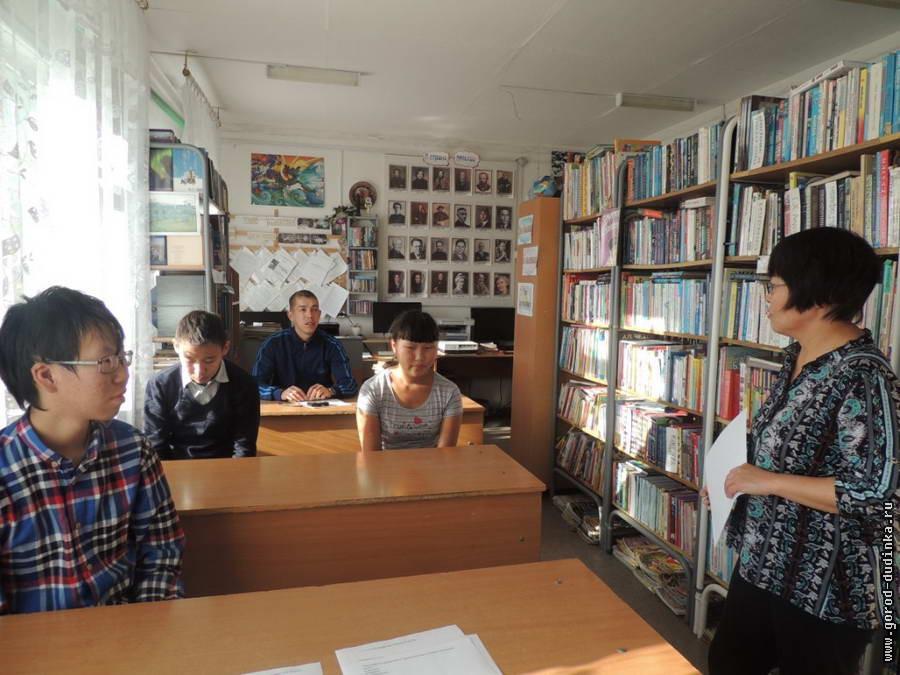 Самых грамотных старшеклассников определил в таймырском поселке Хантайское Озеро