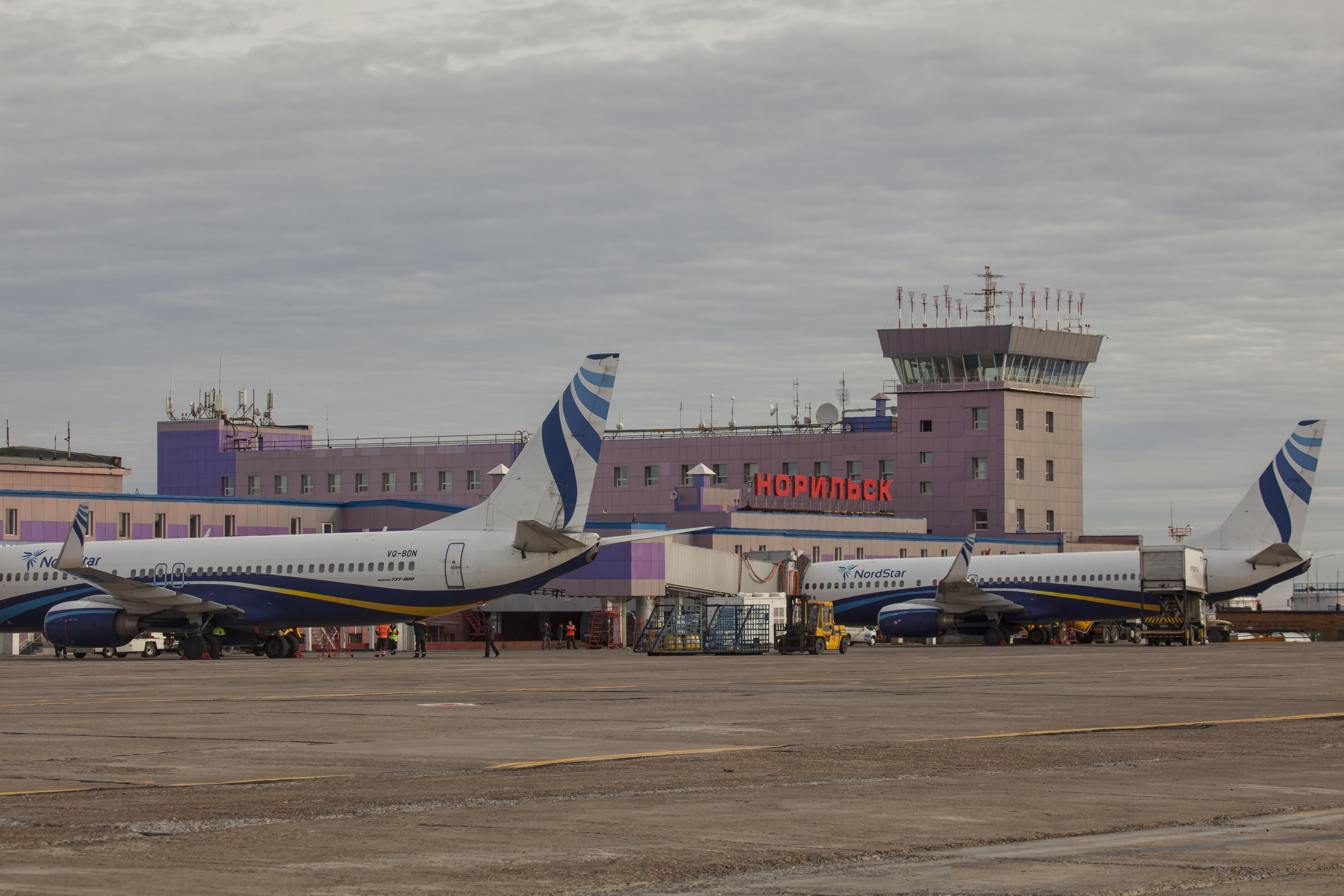 Доставлять пассажиров в Красноярск в период реконструкции ВПП норильского аэропорта будут прямыми рейсами