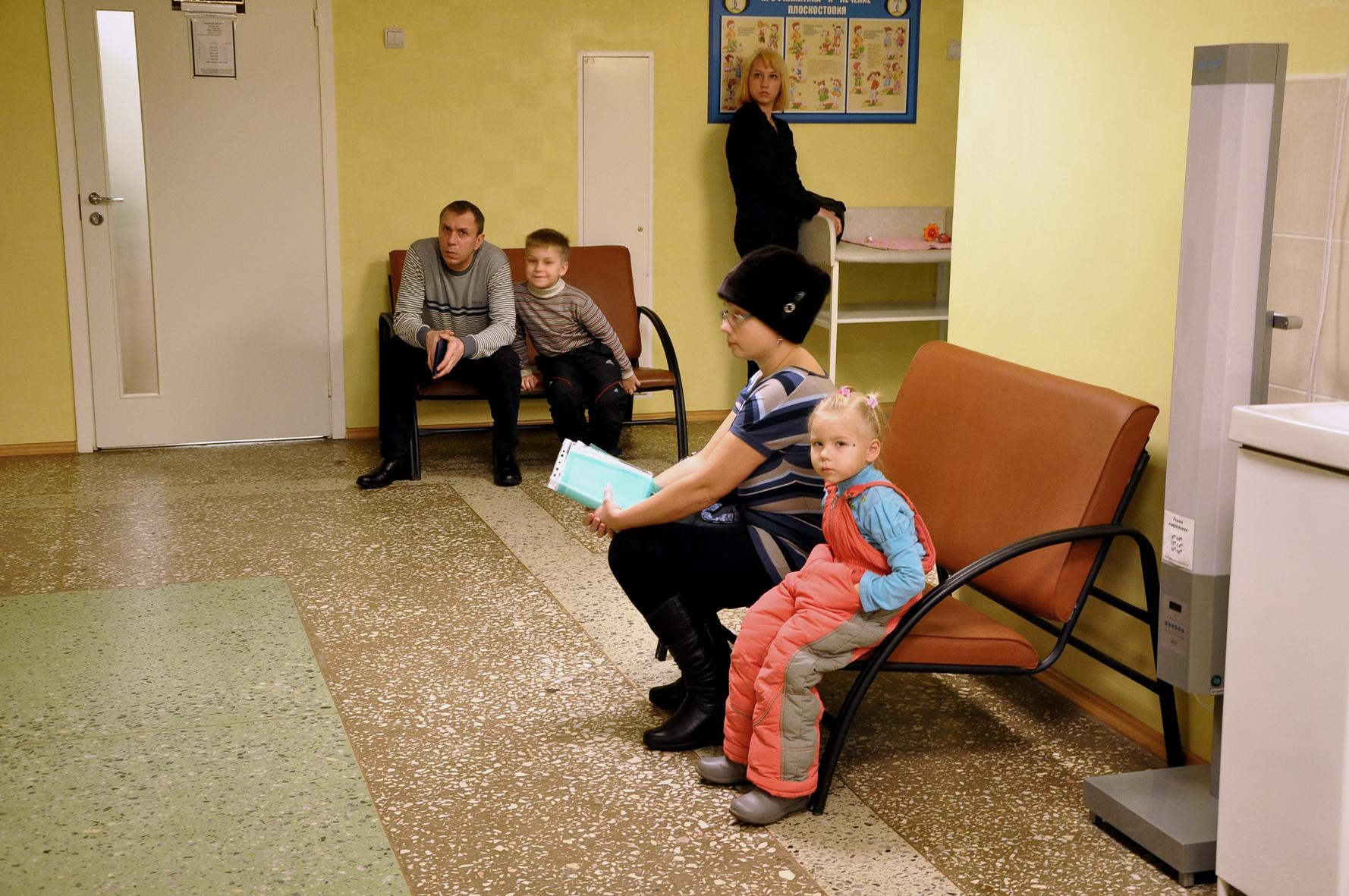 Детские больницы в новый год