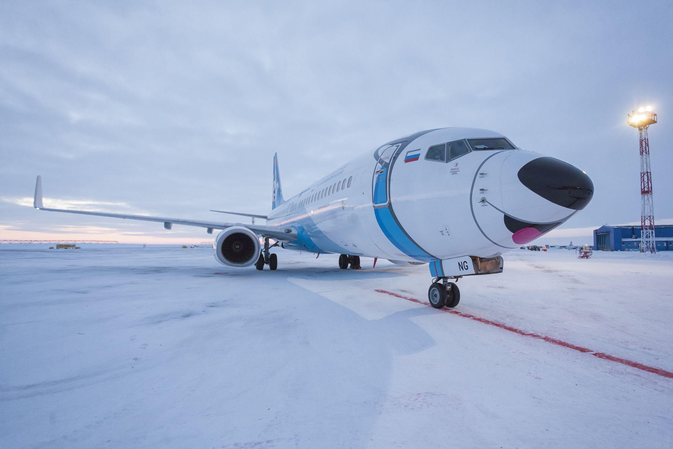 Фото самолеты авиа таймыр
