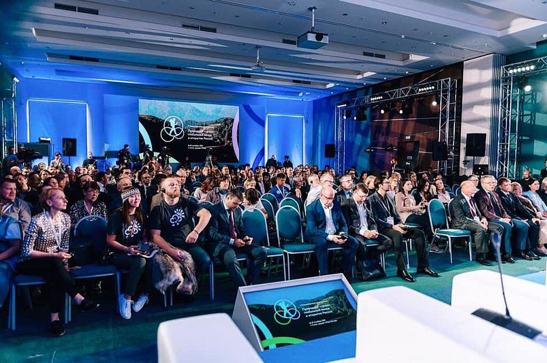 Делегаты конференции в Сочи