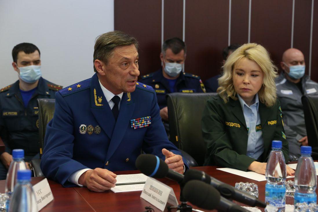 Николай Шишкин и Светлана Радионова
