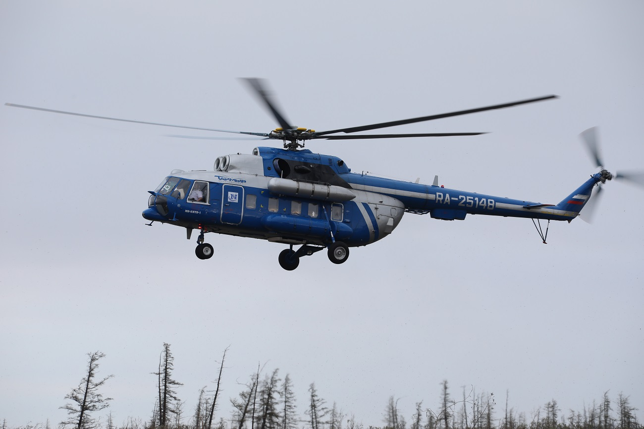 Вертолеты – незаменимые помощники спасателей