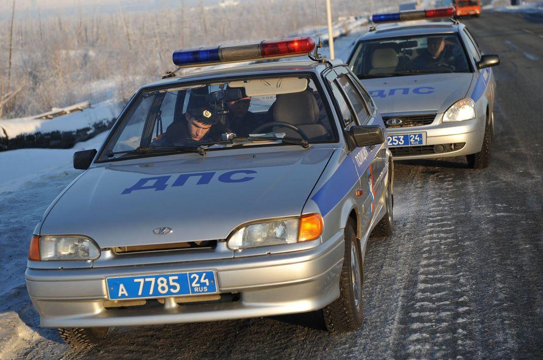 С начала года норильские полицейские задержали 110 нетрезвых водителей