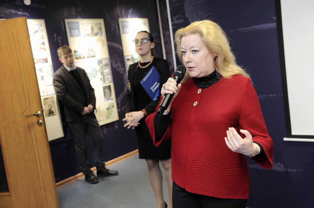 Юлия Кантор, доктор исторических наук, куратор проекта «Освоение Севера. Тысяча лет успеха»