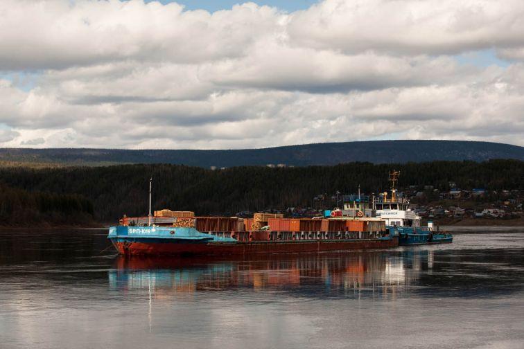 """1,1 млн тонн грузов перевезло Енисейское пароходство по заказам """"Норникеля"""""""