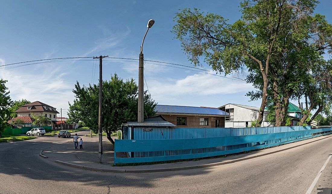 Норильская в Алматы пересекается с улицей Поддубного