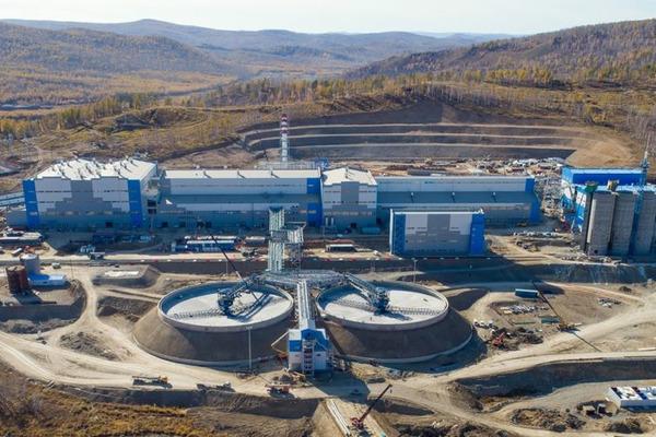 К концу года Быстринский горно-обогатительный комбинат выйдет на проектную мощность