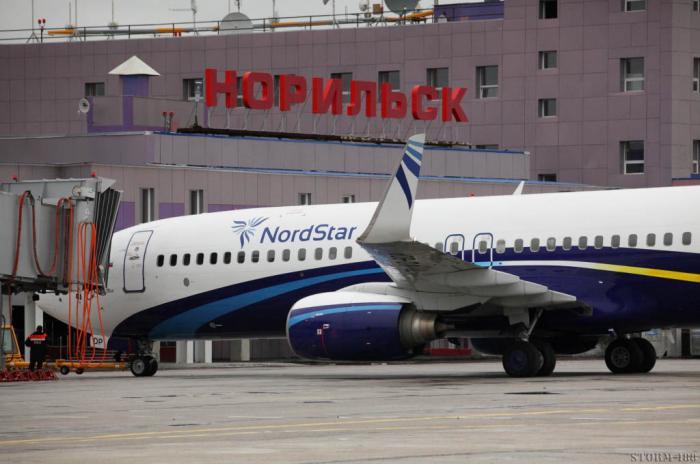Авиакомпания NordStar вводит улучшенные рационы бортового питания на норильских направлениях