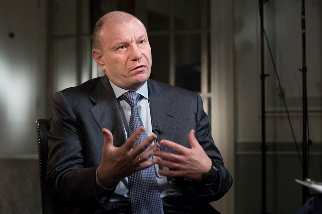 Потанин вновь предложил выплатить минимальные дивиденды «Норникеля»