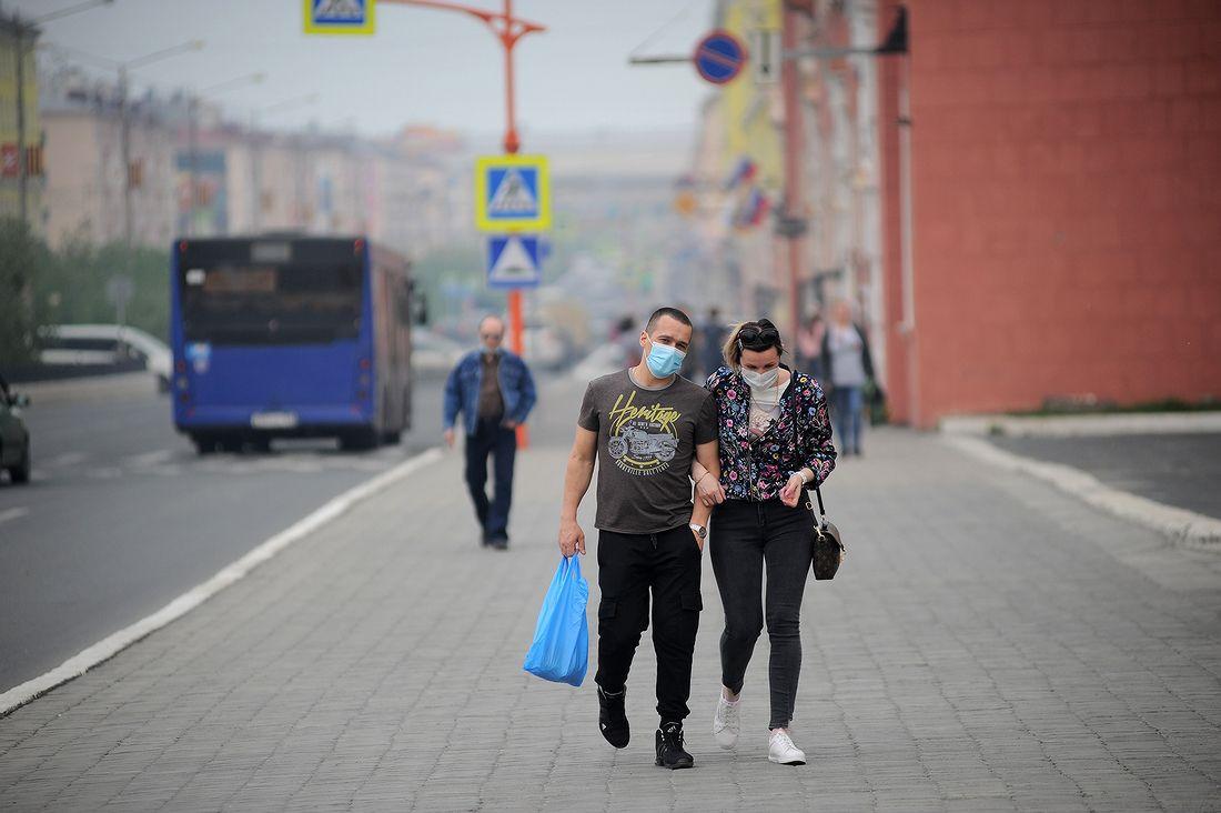 Еще 11 человек в Норильске заболели коронавирусом
