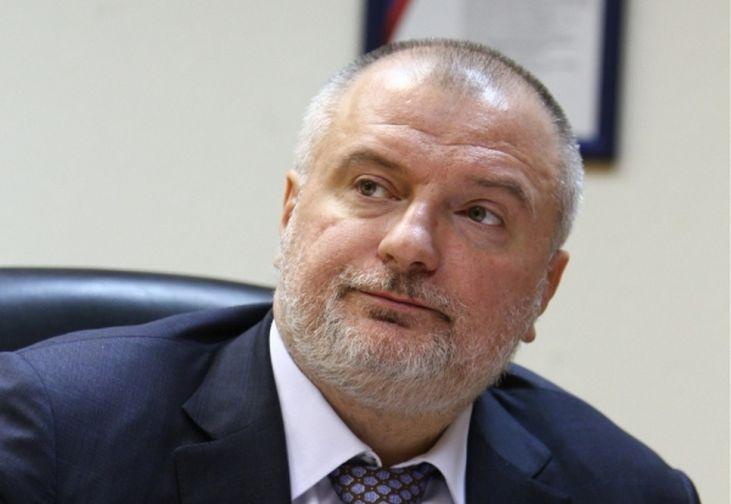 Сенатор Андрей Клишас прибыл в Норильск с рабочим визитом