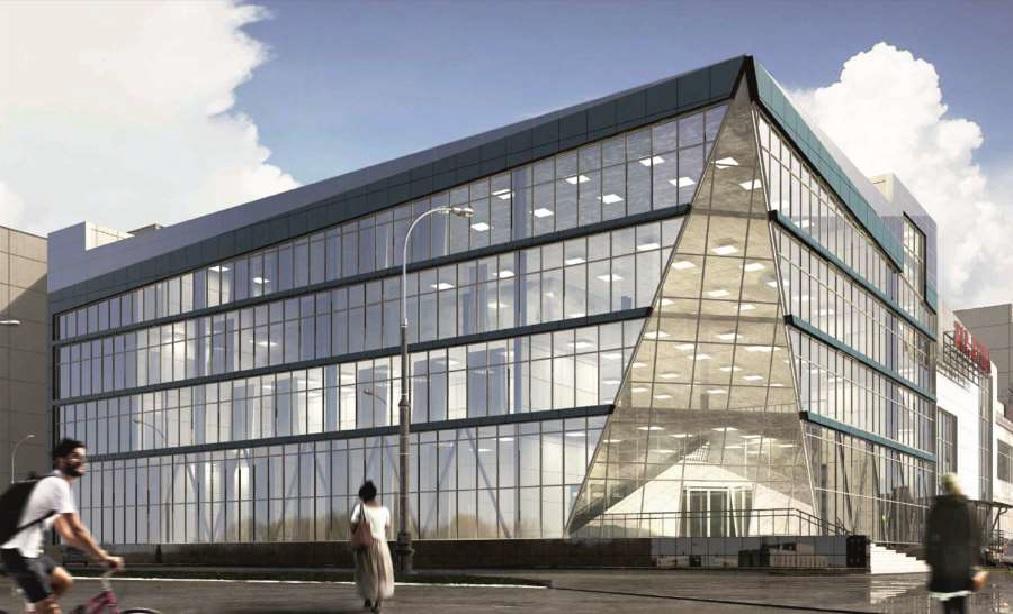 В Норильске появятся еще один отель и торгово-развлекательный комплекс