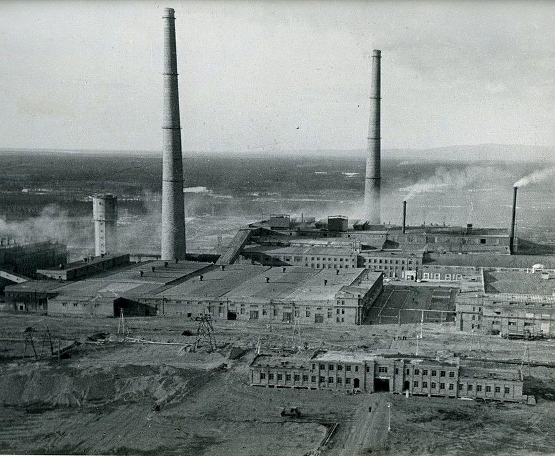 Медный завод, 1950-е годы