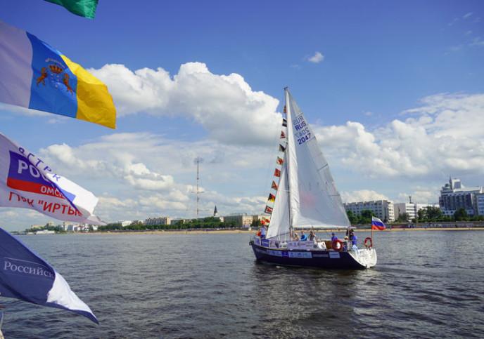 Парусная экспедиция пройдет по водам Сибири и Арктики в честь 75-летия Победы