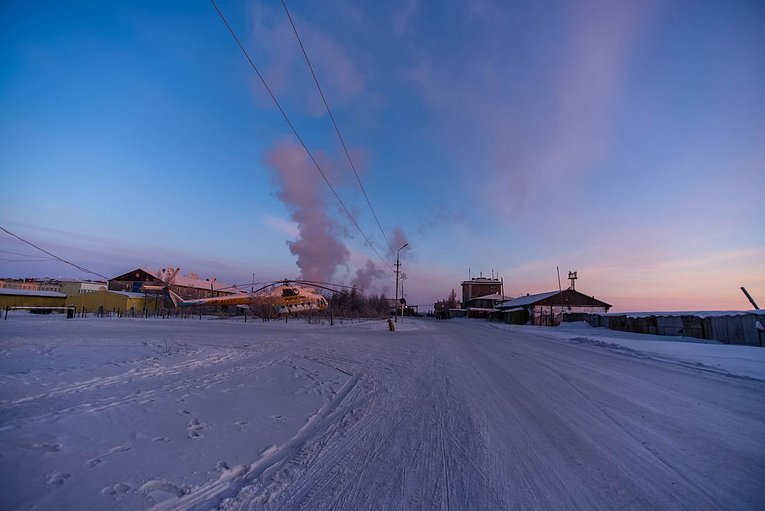 Хатанга основана в 1626 году, когда Хатангский край присоединился к России. Отсюда стартовали многие полярные экспедиции