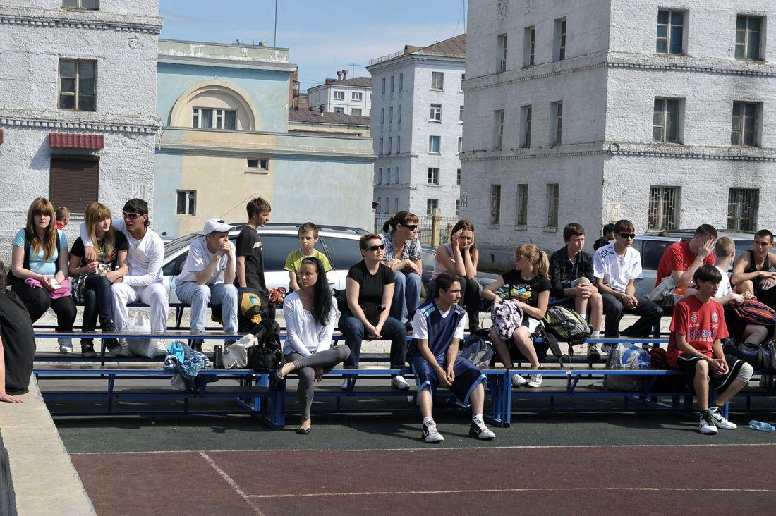 На выходных Норильск отметит Международный день молодежи