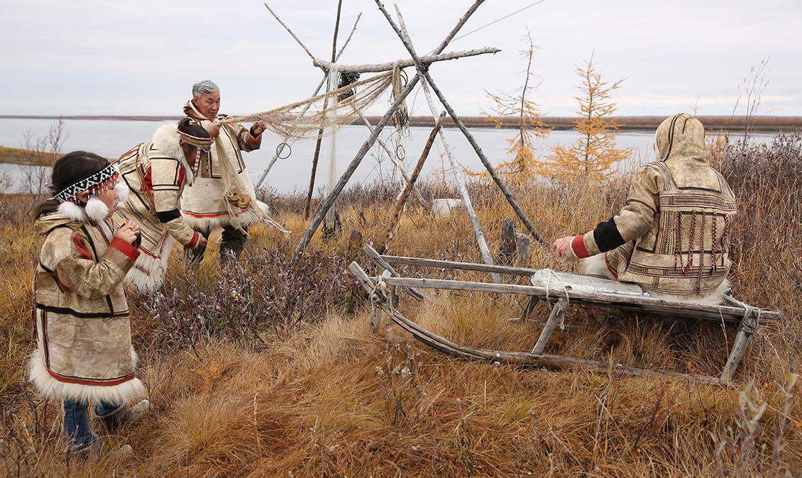 Нганасаны – древнейший из пяти коренных этносов Таймыра