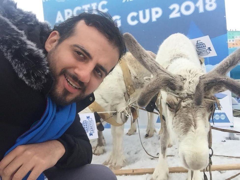 Таймыру передал привет журналист из Египта