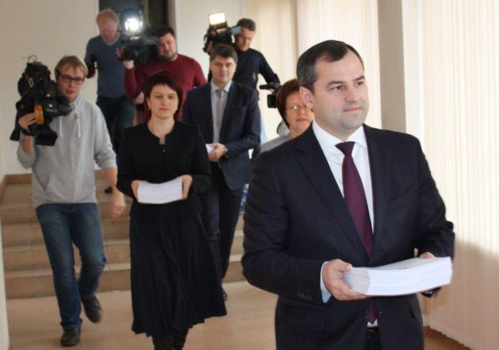 Проект краевого бюджета внесен в Заксобрание региона