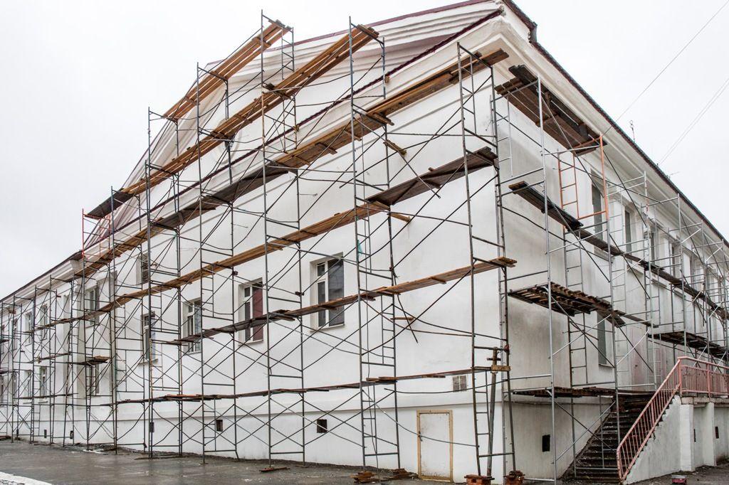 Новый творческий сезон дудинские культработники открывают в обновленных зданиях учреждений культуры