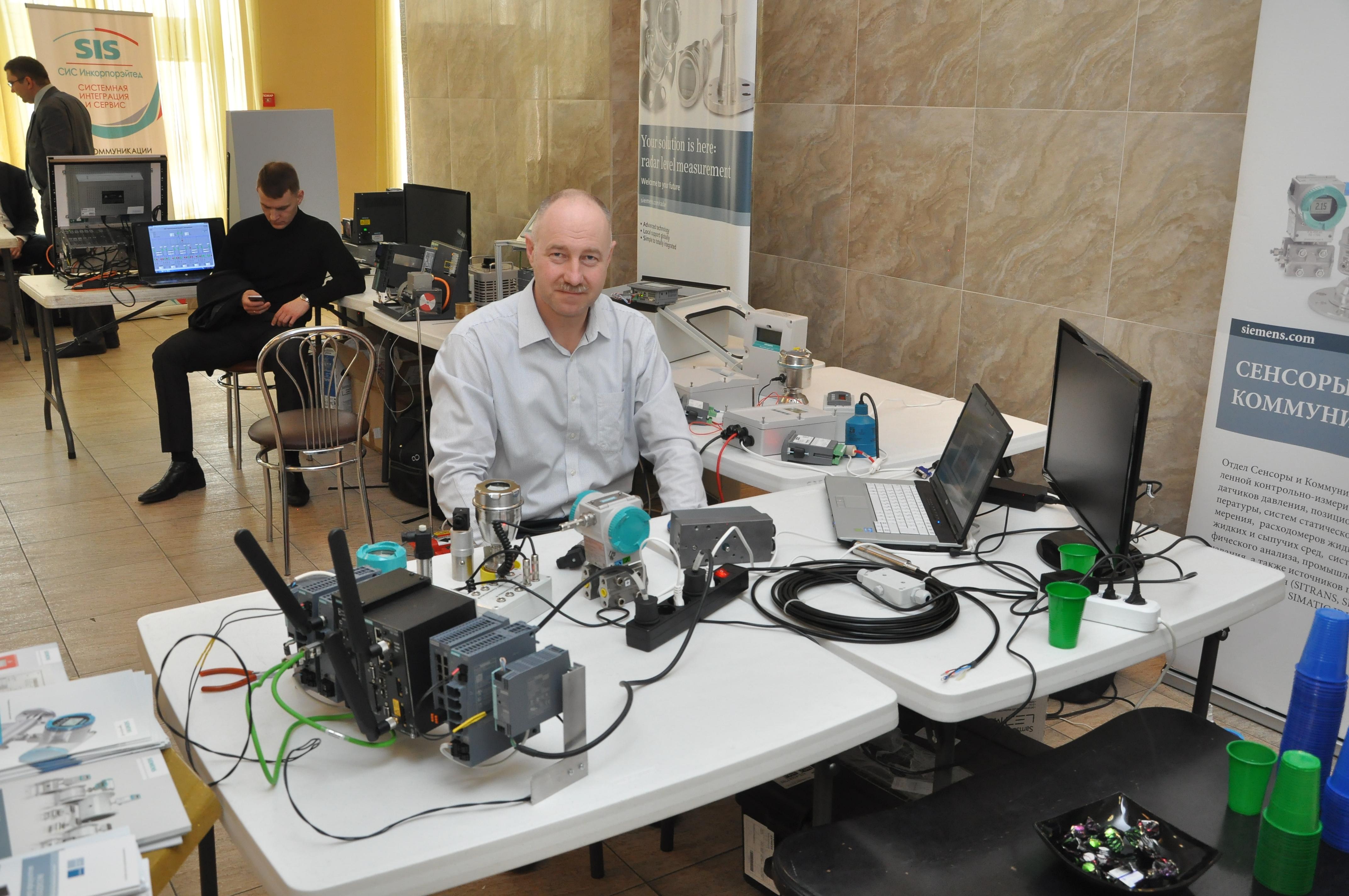 """Выставка """"Автоматизация и информационные технологии 2017"""", организованная при поддержке """"Норникеля"""", открылась в Норильске"""