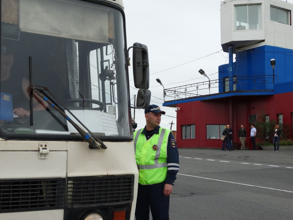 18 норильчан пострадали с начала года в результате ДТП с участием автобусов