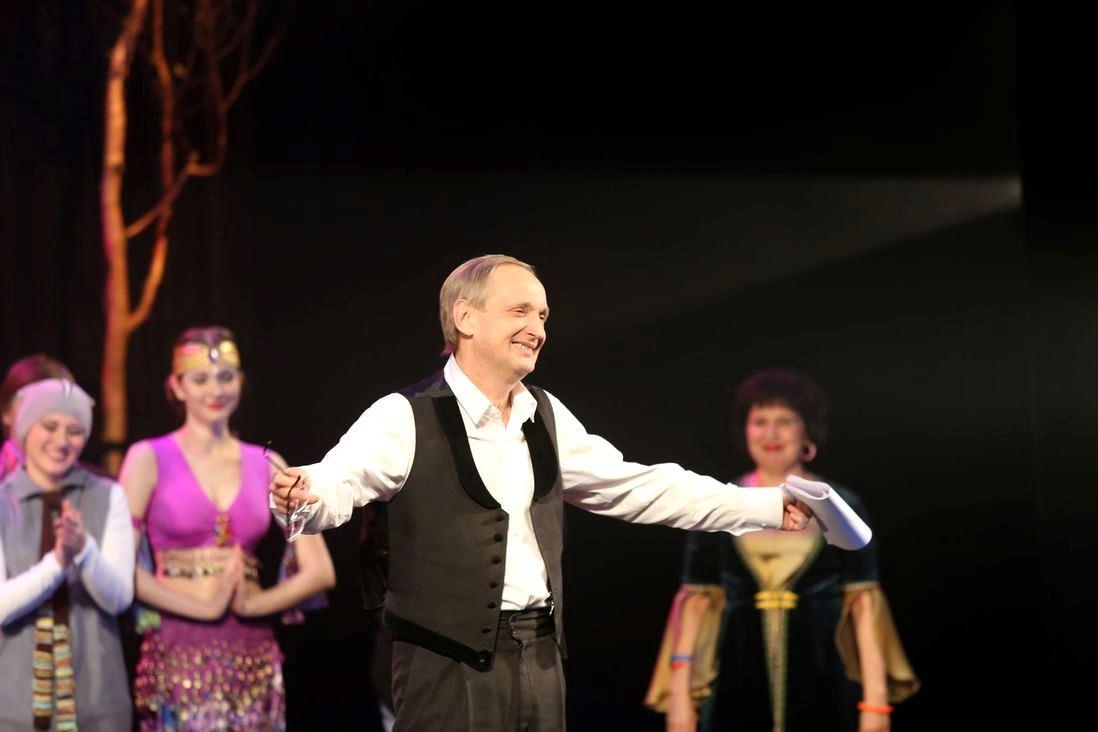 Актерский квартирник «Про любовь» пройдет в Норильске