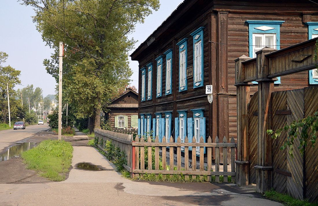 Улица Достоевского и Дом-музей писателя