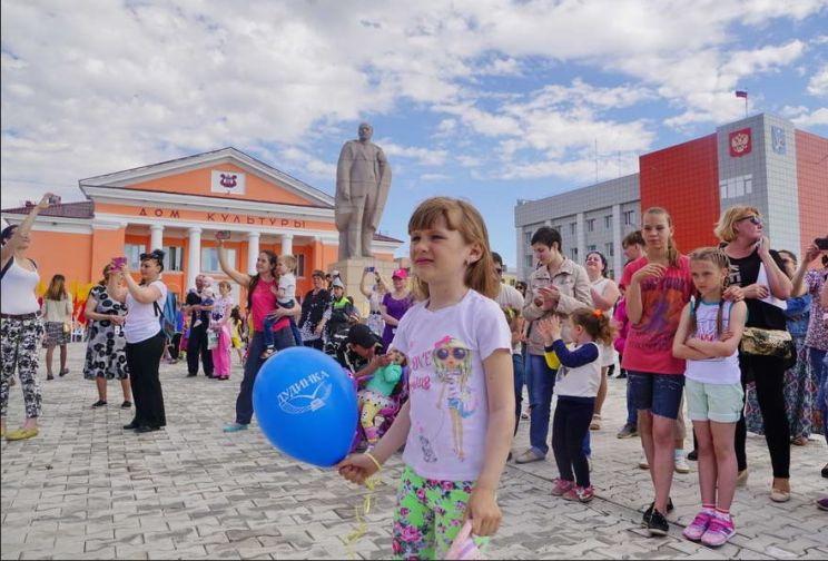 """Обширная праздничная программа подготовлена к юбилеям Дудинки и ЗТФ """"Норникеля"""""""