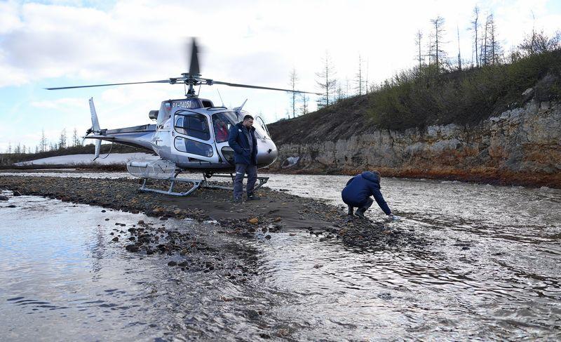 Эксперты постоянно мониторят состояние воды в реках