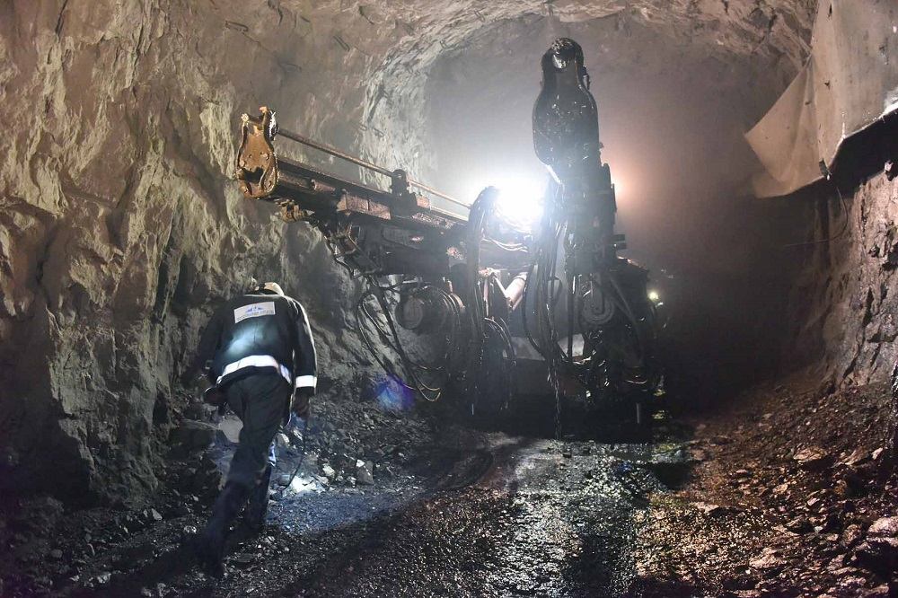 Фото шахтеров норильского никеля