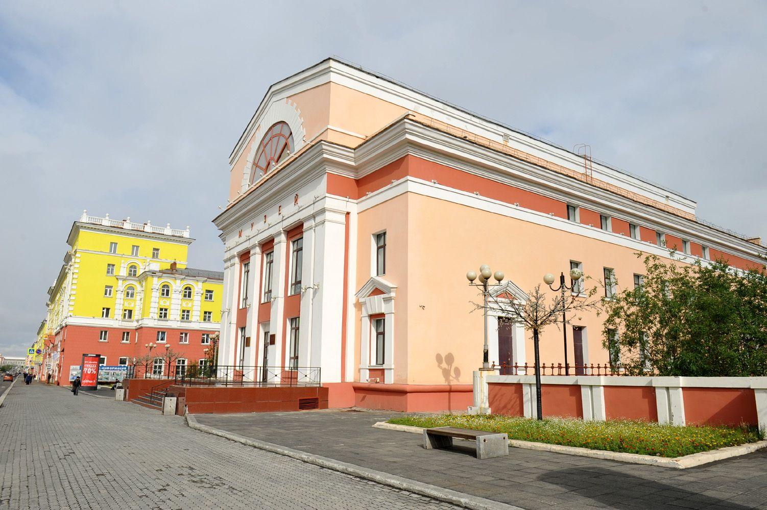 Привлечению публики обучат норильских музейщиков московские коллеги