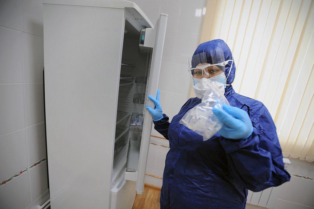 За выходные в Норильске выявили коронавирус еще у 101 норильчана