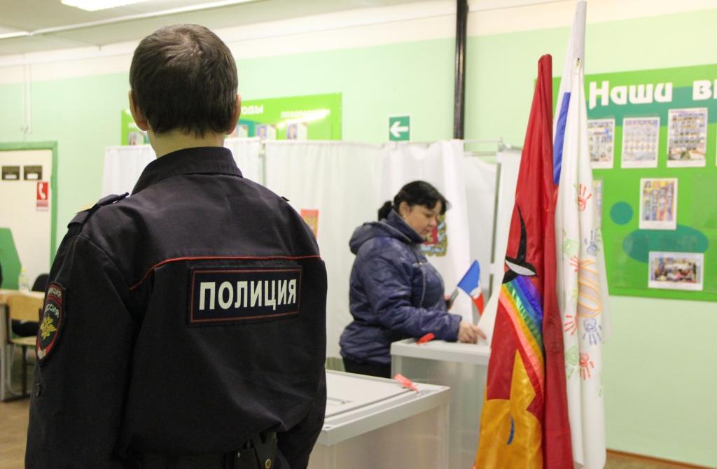 Все избирательные участки Норильска обследованы на предмет антитеррористической защищенности