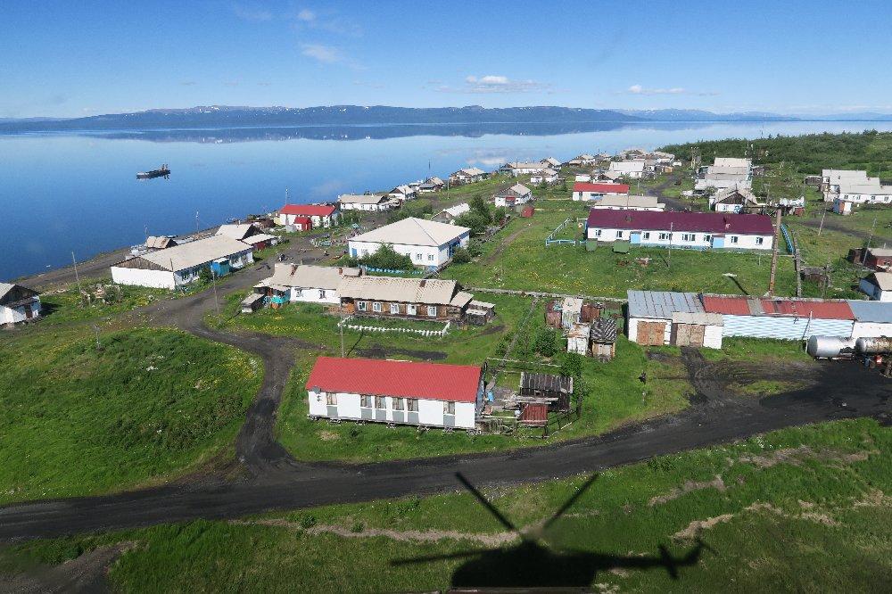 Поселок Хантайское Озеро. Фото из открытых источников