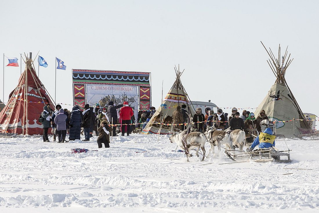 День оленевода – один из любимых ежегодных праздников на Таймыре, и не только у коренных народов