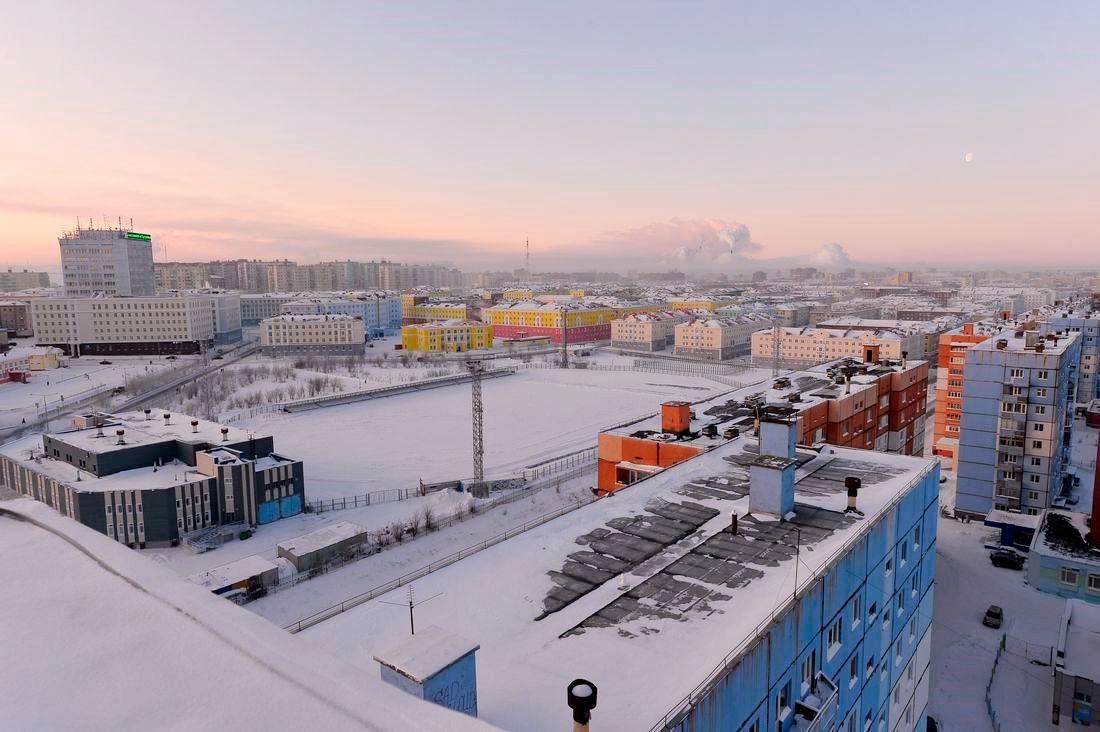 В арктическую стратегию включили развитие Норильска и Таймыра