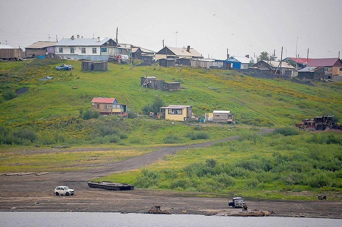 Поселок Потапово находится в 80 километрах от Дудинки. Основан в 1881 году. Сейчас там проживают 330 человек, в основном представители коренных национальностей